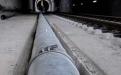 INSTAL - Installation einer verzinkten Stahlleitung zur Luftzufuhr.