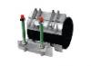 Dichtschelle für Fernwärme-Leitungen